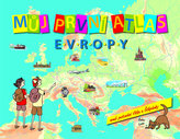Můj první atlas Evropy aneb putování Vítka a Štěpánky