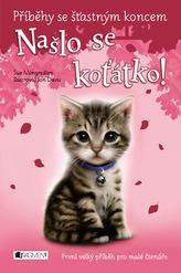 Našlo se koťátko! - Příběhy se šťastným koncem