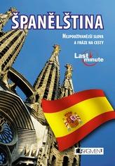 Španělština - Last minute