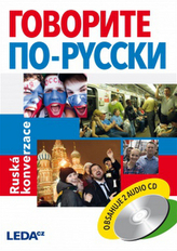 Ruská konverzace + 2 CD