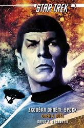 Star Trek: Zkouška ohněm - Spock