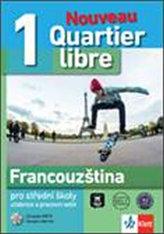 Quartier libre Nouveau 1 – učebnice s pracovním sešitem + CD