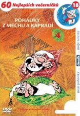 Pohádky z mechu a kapradí 4. - DVD