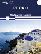 Řecko - 5 DVD