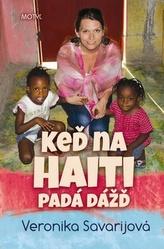 Keď na Haiti padá dážď
