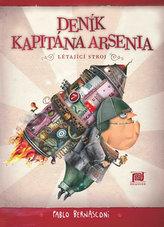Deník kapitána Arsenia – Létající stroj