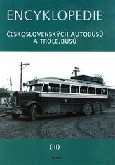 Encyklopedie československých autobusů a trolejbusů III