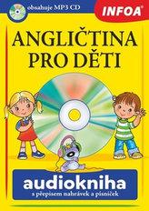 Angličtina pro děti - audiokniha + CDmp3