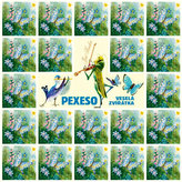 Veselá zvířátka - Pexeso