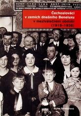 Čechoslováci v zemích dnešního Beneluxu v meziválečném období 1918 - 1938