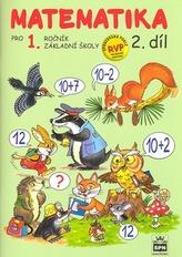 Matematika pro 1 ročník základní školy - 2.díl