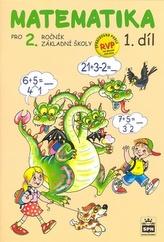 Matematika pro 2. ročník základní školy - 1.díl