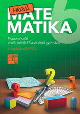 Hravá matematika 6 - PS pro 6. ročník ZŠ a víceletá gymnázia