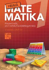 Hravá matematika 7 - PS pro 7. ročník ZŠ a víceletá gymnázia