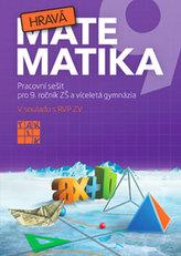 Hravá matematika 9 - PS pro 9. ročník ZŠ a víceletá gymnázia
