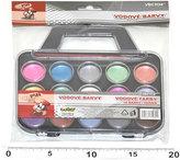 Vodové barvy - 15 barev