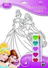 Disney Princezny omalovánka