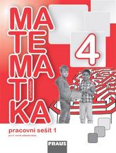 Matematika se Čtyřlístkem 4/1 pro ZŠ - Pracovní sešit