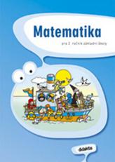 Matematika 2. roč. ZŠ - učebnice