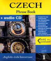 Czech Phrase Book + CD