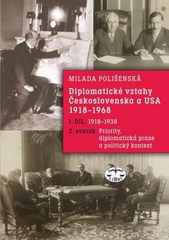 Diplomatické vztahy Československa a USA 1918–1968, 2. díl - Náhled učebnice