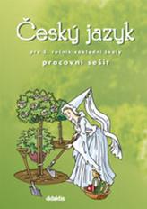 Český jazyk - prac. sešit (5. ročník ZŠ)