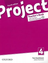 Project Fourth Edition 4 Teacher´s Book with Teacher´s Resources MultiROM