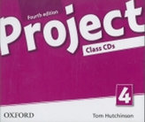 Project Fourth Edition 4 Class Audio CDs