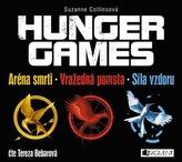 CD Hunger Games komplet