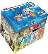 Večerníčkový BOX DVD - kolekce 63 večerníčků na DVD