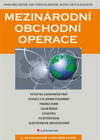 Mezinárodní obchodní operace, 6. aktualizované a doplněné vydání - Náhled učebnice