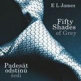 Fifty Shades of Grey: Padesát odstínů šedi audio CD