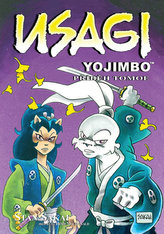Usagi Yojimbo - Příběh Tomoe