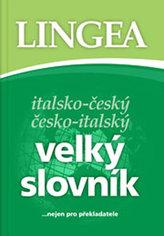 Italsko-český česko-italský velký slovník...nejen pro překladatele