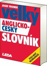 Velký AČ-ČA slovník - Fronek (2 knihy)