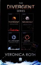 Divergent (BOOKS 1-4 plus World of Divergent)