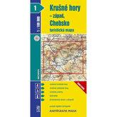Krušné Hory - západ, Chebsko