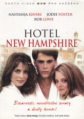 Hotel New Hampshire DVD