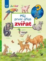 Můj první atlas zvířat
