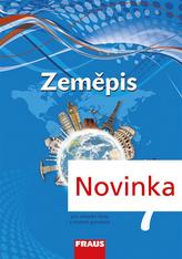 Zeměpis 7 pro ZŠ a VG - UČ (nová generace)