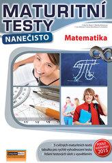 Matematika - Maturitní testy nanečisto
