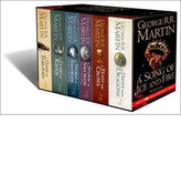 A Game of Thrones: the Story Continues (The Complete Box Set of All 6 Books)
