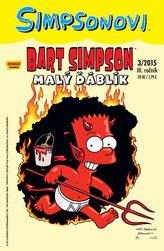 Bart Simpson Malý ďáblík 3/2015