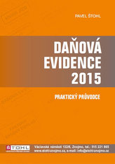 Daňová evidence 2015 - praktický průvodce