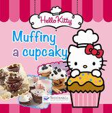 Hello Kitty Muffiny a cupcaky
