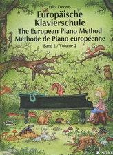 Europaische Klavierschule/The European Piano Method