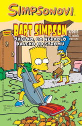 Bart Simpson 4/2015: Jablko, co nepadlo daleko od stromu