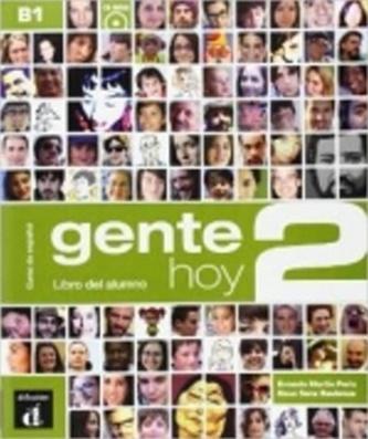 Gente hoy 2 - libro del alumno - Náhled učebnice