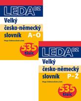 Velký česko-německý slovník 1+2 díl