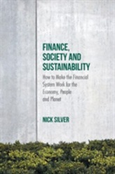Finance, Society and Sustainability